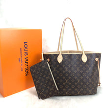 Load image into Gallery viewer, Louis Vuitton Neverfull MM Shoulder Bag