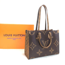 Load image into Gallery viewer, Louis Vuitton Onthego MM Canvas
