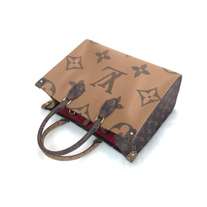 Louis Vuitton Onthego MM Canvas