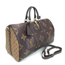 Load image into Gallery viewer, Louis Vuitton Oversize Keepall Bandoulier 55