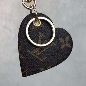 Louis Vuitton key charm