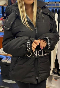 Moncler Coat Hooded