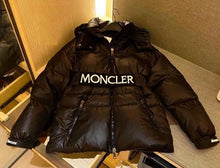 Load image into Gallery viewer, Moncler Coat Hooded