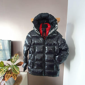 Moncler Hooded Winter Jacket