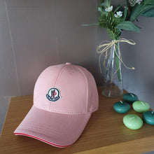 Load image into Gallery viewer, Moncler Logo Cotton Twill Cap