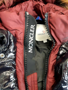 Moncler Short Down Slim Jacket