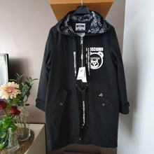 Load image into Gallery viewer, Moschino Teddy Icon Coat
