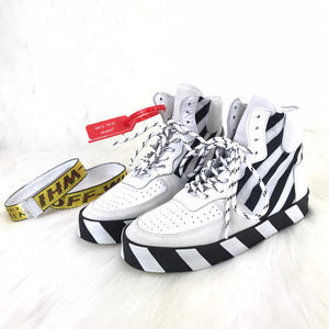 Off-White Virgil Abloh Mid Top Sneaker