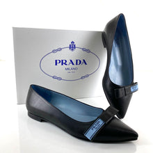 Load image into Gallery viewer, Prada Ballet Flats Bow