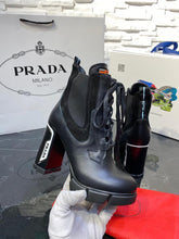 Load image into Gallery viewer, Prada Chunky Lace up Boot