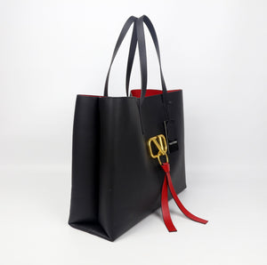 VALENTINO Large V-RING Shopper