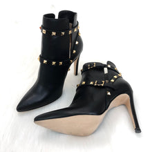 Load image into Gallery viewer, Valentino Rockstud Heel Boots