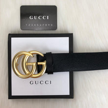 Load image into Gallery viewer, Gucci GG Buckle Belt