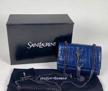 Load image into Gallery viewer, YSL Kate Bag Small Croco