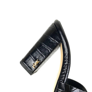 Yves Saint Laurent Tribute Heeled Sandals