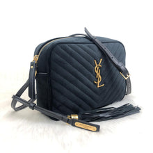 Load image into Gallery viewer, Yves Saint Laurent Lou Velvet Camera Bag ( YSL )