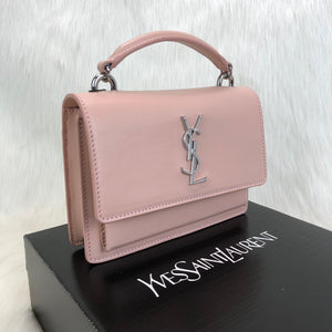 Yves Saint Laurent SUNSET Chain Wallet