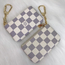 Load image into Gallery viewer, Louis Vuitton Azur Key Pouch & Coin Purse