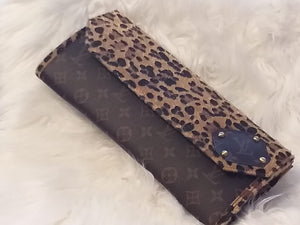 Louis Vuitton Handmade Clutch