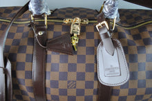 Load image into Gallery viewer, Louis Vuitton Damier Canvas Leather Valve