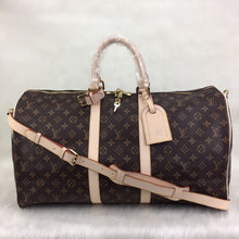 Load image into Gallery viewer, Louis Vuitton Canvas Monogram Leather Valve