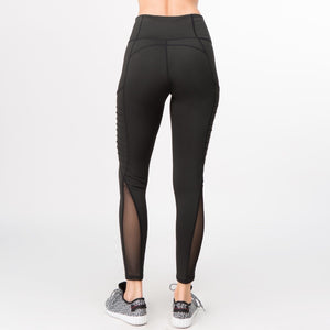 Shooter Ready Full-Length Leggings