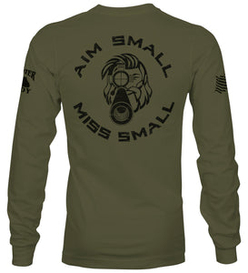 Aim Small Long Sleeve T-Shirt