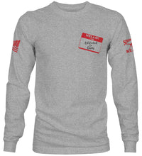 Load image into Gallery viewer, Ammoholics Anonymous Long Sleeve T-Shirt