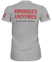 Load image into Gallery viewer, Women's Ammoholics Anonymous T-Shirt