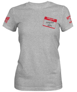 Women's Ammoholics Anonymous T-Shirt