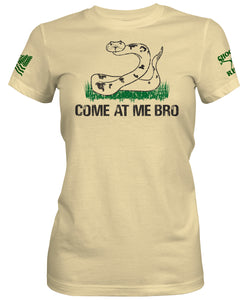 Women's Come At Me Bro T-Shirt