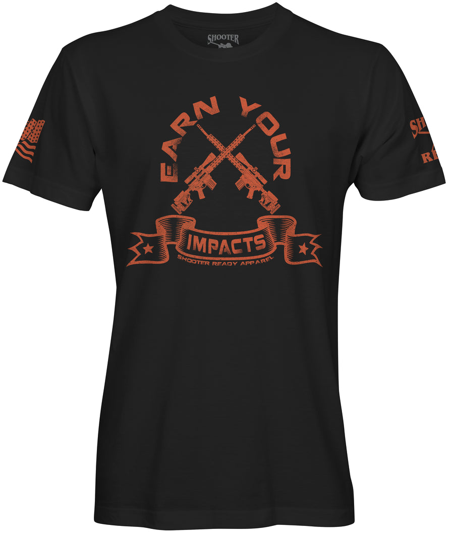 Earn Your Impacts T-Shirt