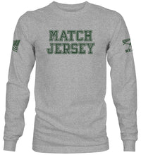 Load image into Gallery viewer, Match Jersey Long Sleeve T-Shirt