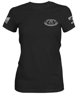 "Women's ""Old School"" T-Shirt"
