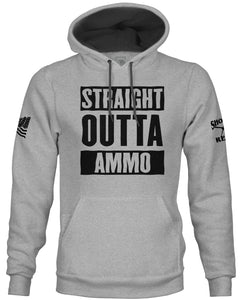 Straight Outta — Hoodie