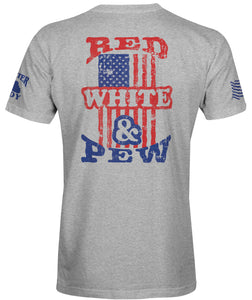 Red, White, & Pew T-Shirt