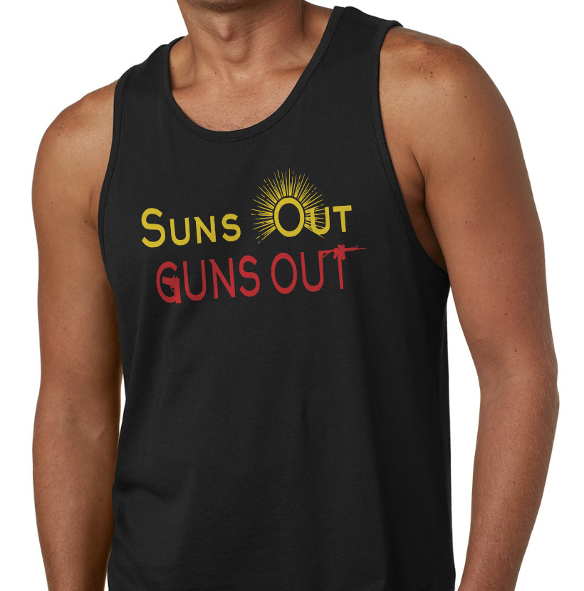 Suns Out Tank Top