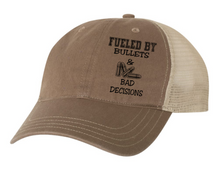 Load image into Gallery viewer, Bad Decisions Snapback