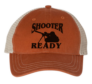 Shooter Ready Snapback