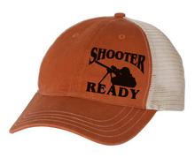 Load image into Gallery viewer, Shooter Ready Snapback
