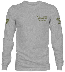 Wind Formula Long Sleeve T-Shirt