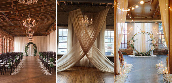 Top 6 Reasons to Have Your Florida Wedding Barn Ceremony Indoors