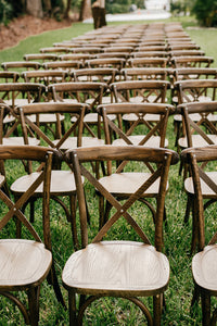 Farmhouse Crossback Chairs