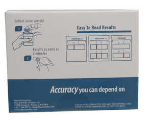 Instant-view® PLUS Simple Cup Multi-Drug Home Test (7 drugs) - Rapid One Step Test