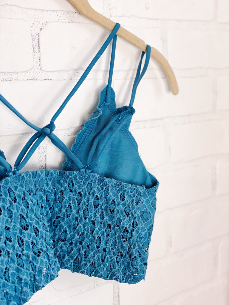 Everyday Bralette - Slate Blue