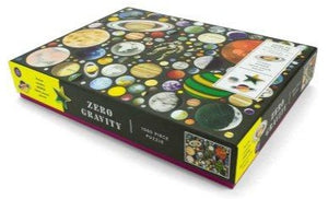 Zero Gravity Puzzle (1000 pieces)