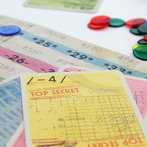 Kryptos: Spy Themed Board Game