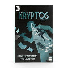 Load image into Gallery viewer, Kryptos: Spy Themed Board Game