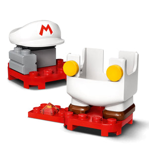 LEGO® Super Mario 71370 Fire Mario (11 pieces) Power-Up Pack