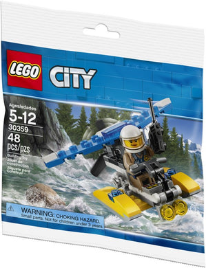 LEGO® CITY 30359 Police Water Plane (48 pieces)